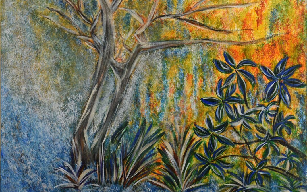Acrylic Work 31
